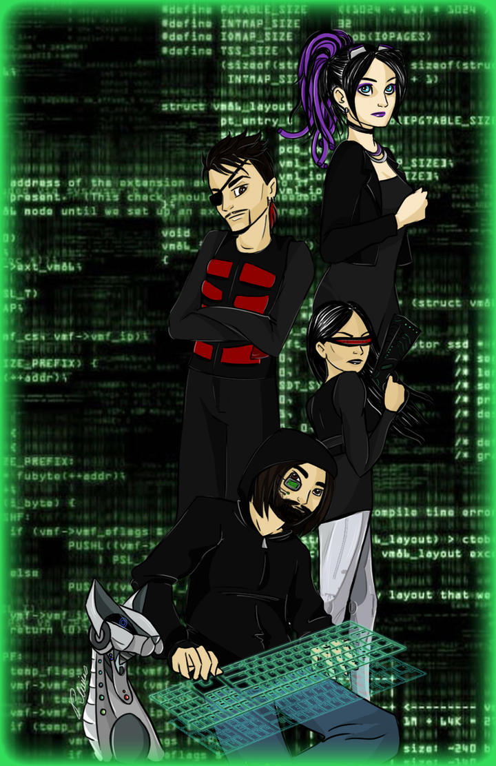 Cyberpunk live by Pilvius