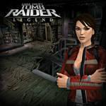 Tomb Raider Legend England