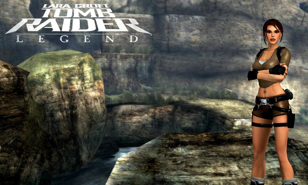 tomb raider legend wallpaper