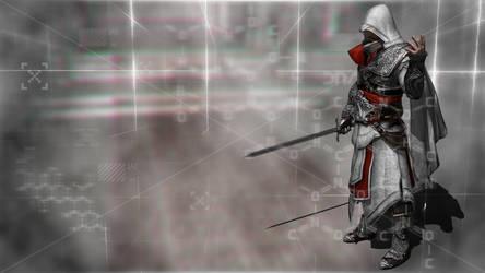 Ezio Auditore - Brotherhood by Alaska-Pollock