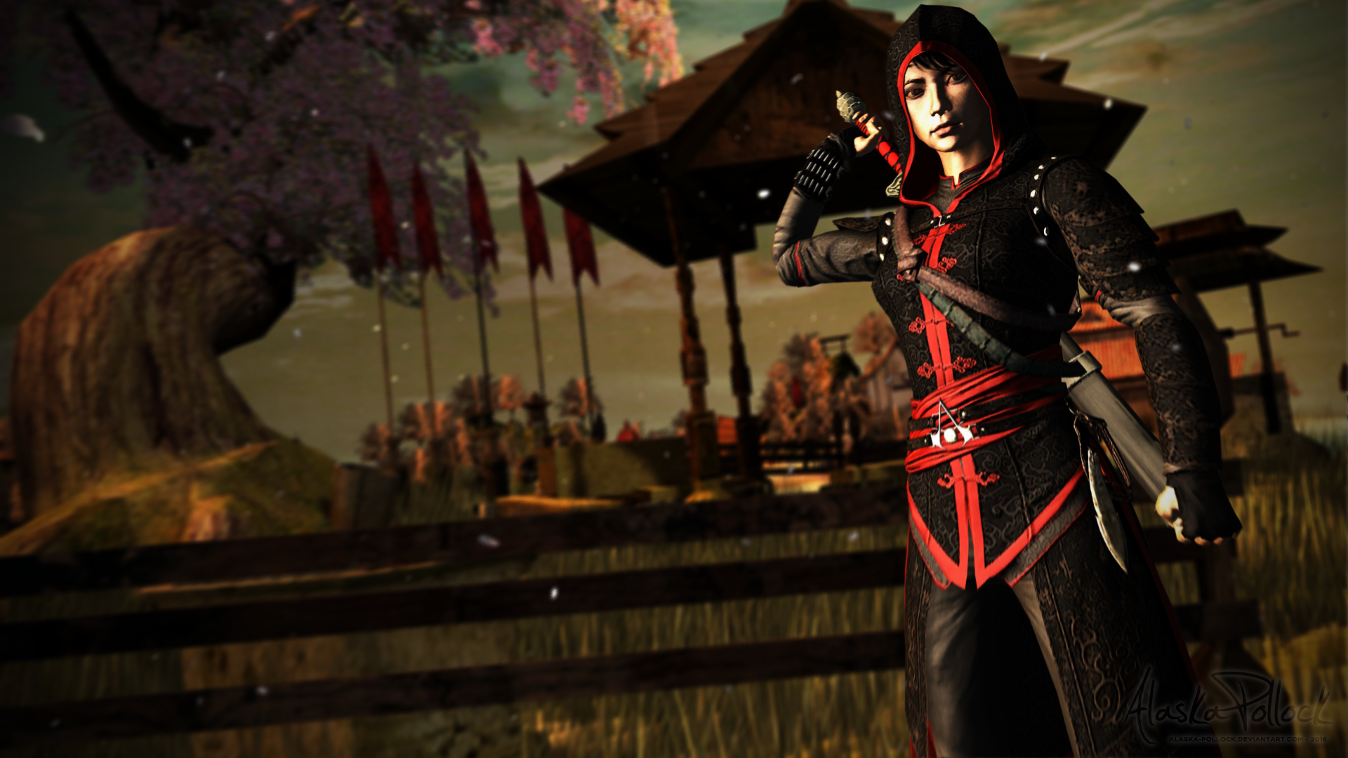 Assassin S Creed Chronicles China Shao Jun By Alaska Pollock On