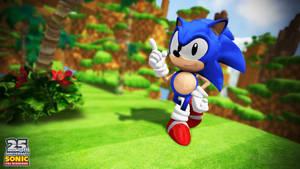 Sonic 25th Anniversary: Genesis