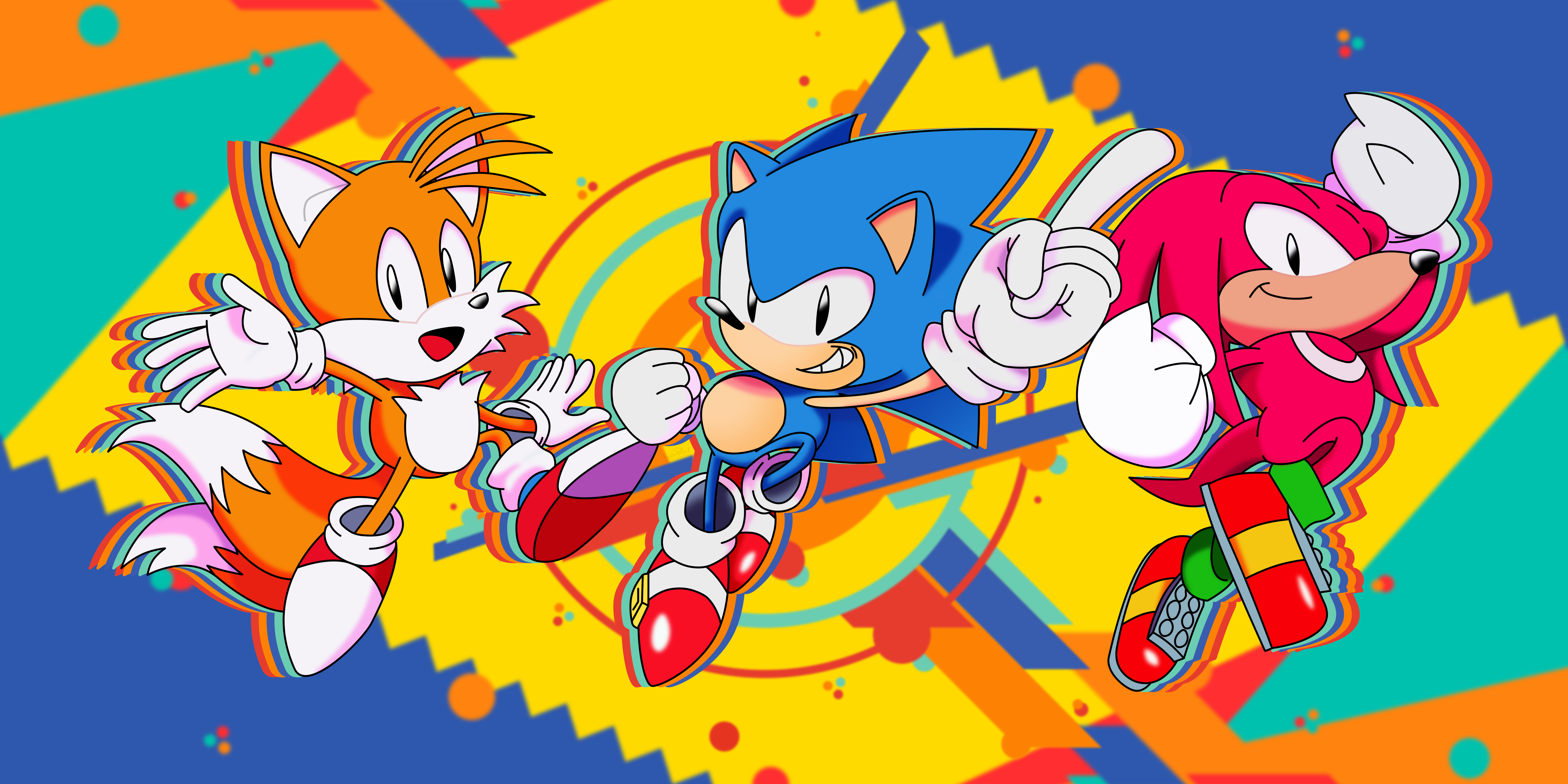 Sonic Mania - Triple Trouble [4K] by Alaska-Pollock on ...