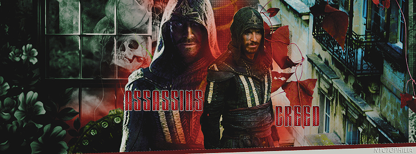 Assassin's Creed Movie by AngelaLittleQueen