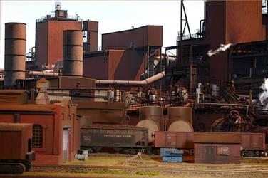 Steelmill 1 by jpachl