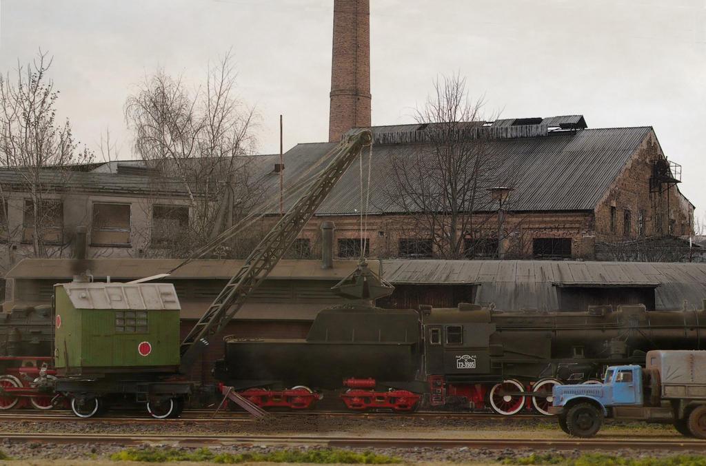Russian steam 1 by jpachl