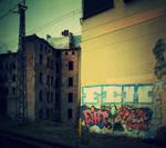 Passing through the ghetto 1