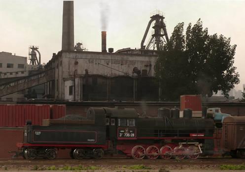 Industrial shunting