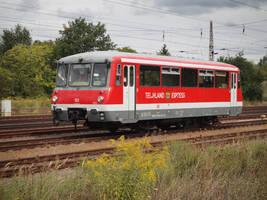 Teichland-Express by jpachl