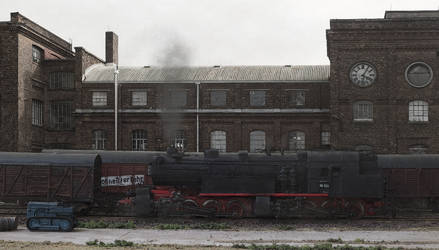 Remember a great steam locomotive