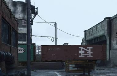 Industrial zone by jpachl
