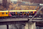 Berlin transit I by jpachl