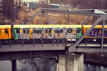 Berlin transit II by jpachl