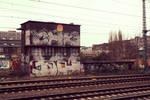 Berlin signal tower by jpachl