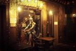 Steampunk ECG device by jpachl