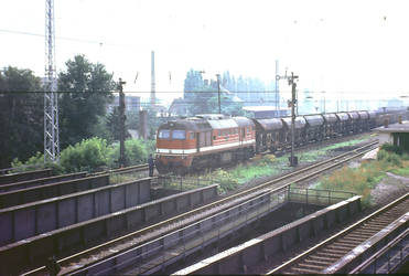 Soviet diesel power by jpachl