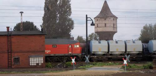 Limestone train II