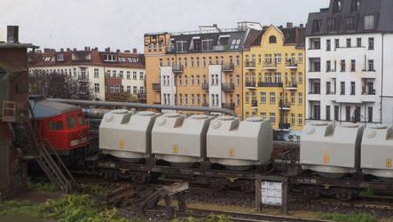Limestone train III