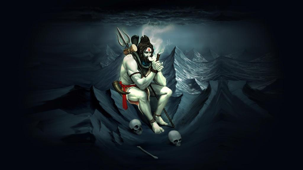Lord Shiva Wallpaper By Ramawat On Deviantart