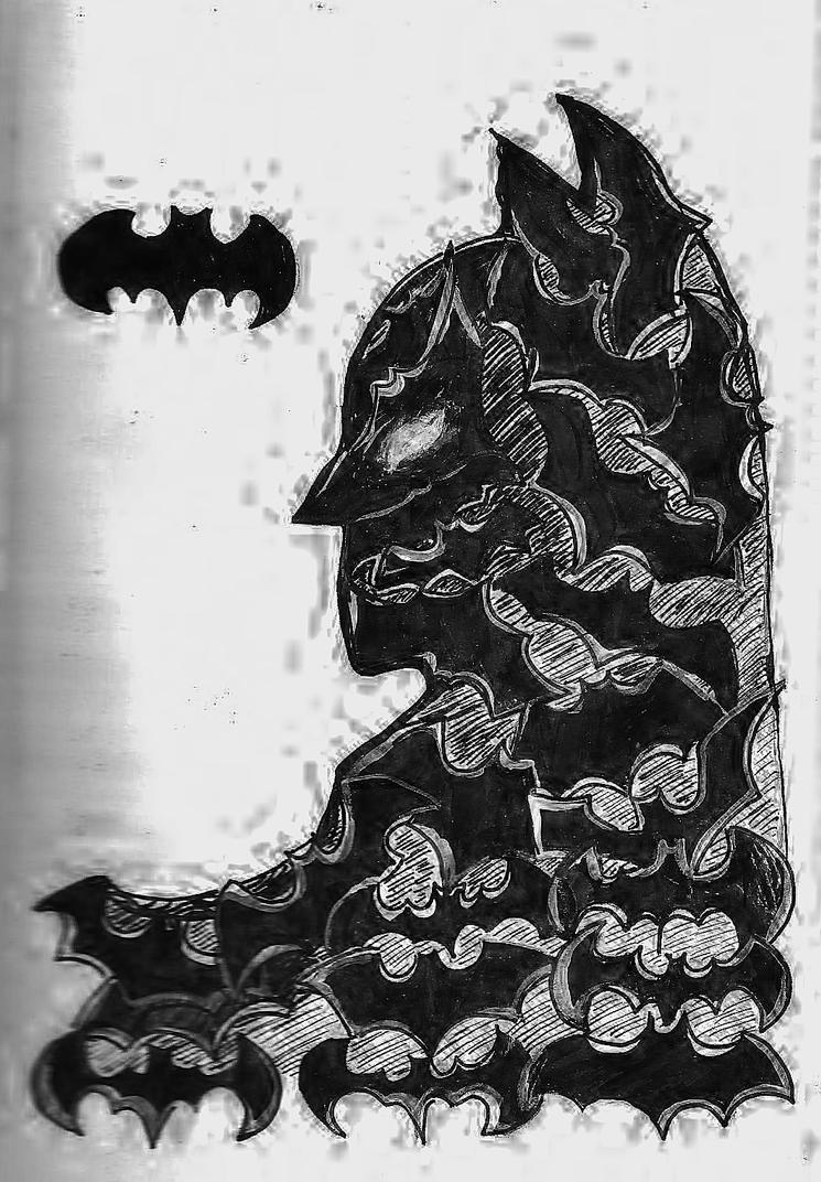 Batman Iphone Design by t-r-bandit