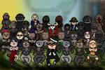 Resident Evil 4 - Gangnam Style by BenioxoXox