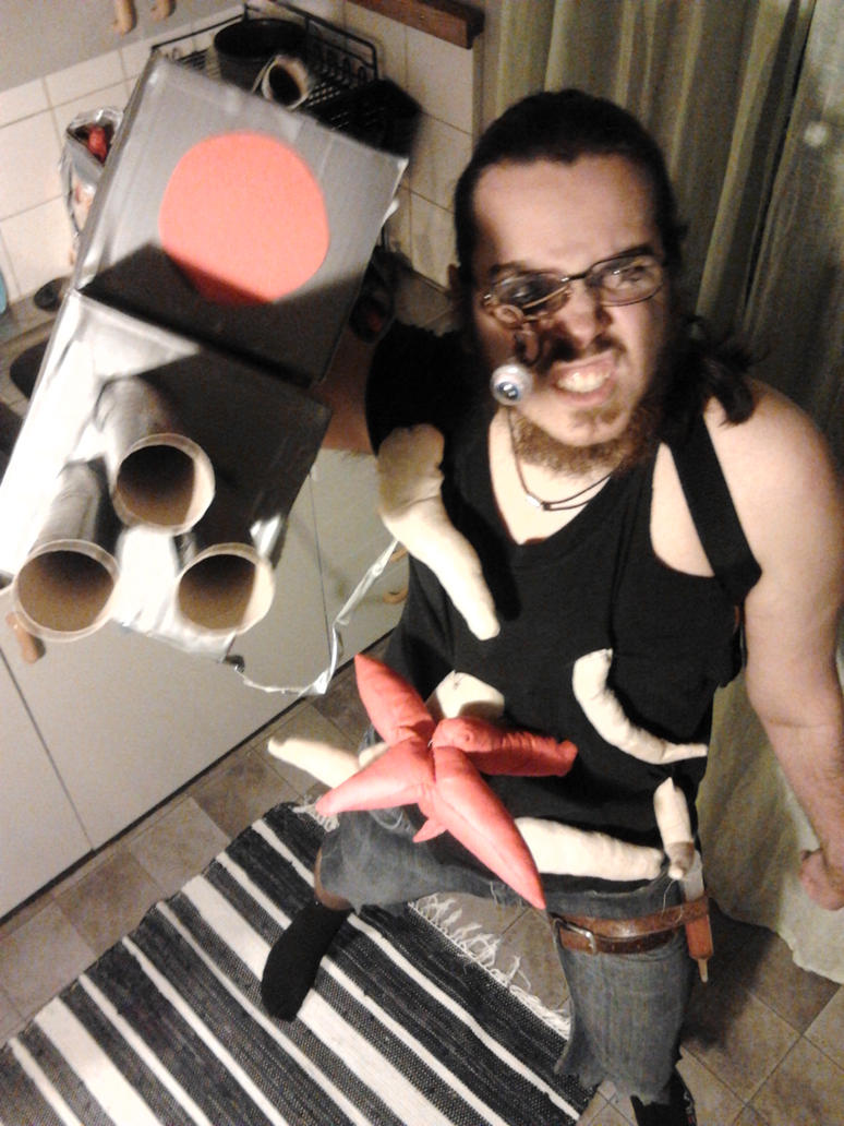 Patriarch Cosplay (Killing Floor) by BenioxoXox