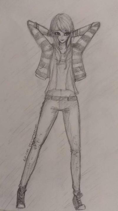 Sketch  by Lia-Com