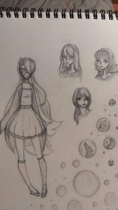 Doodles 1 by Lia-Com