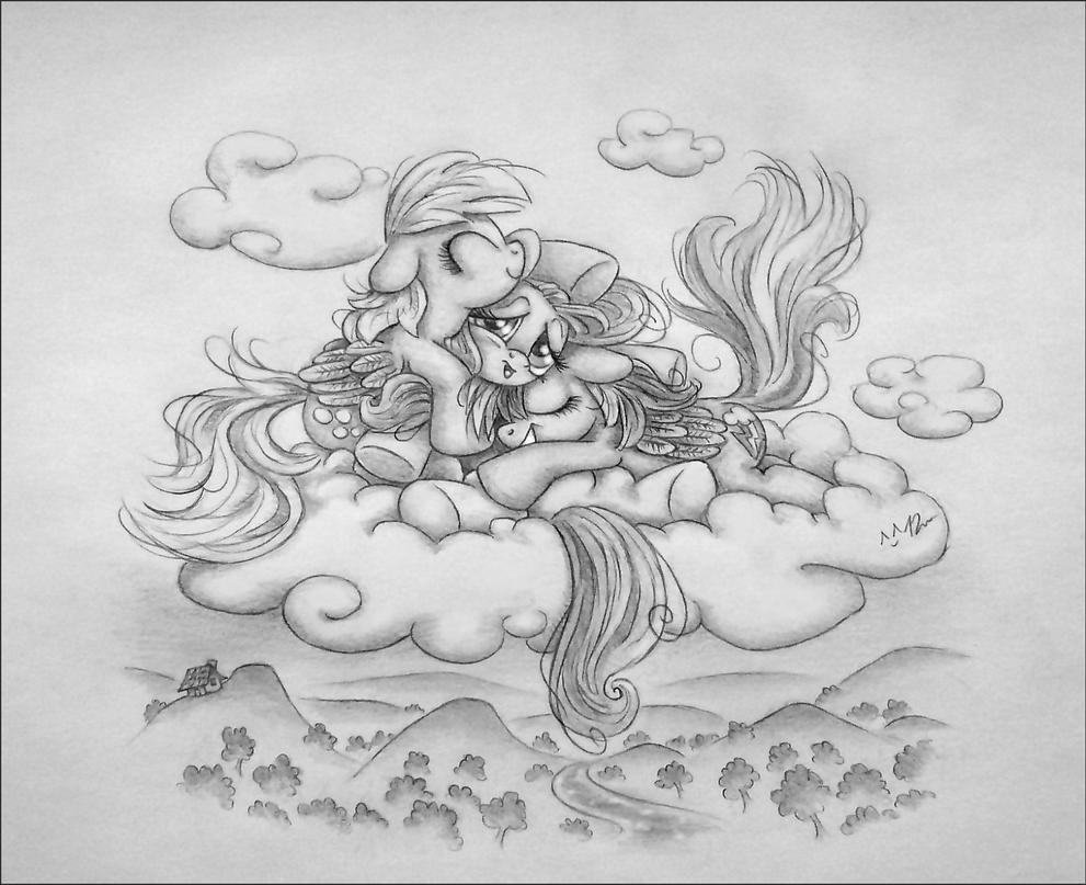 Skyhug! by DeathCutlet