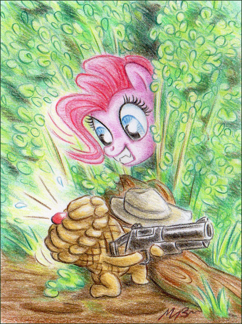 Clever Girl...! by DeathCutlet