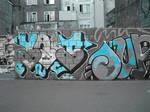 Graffiti by punchedtoast