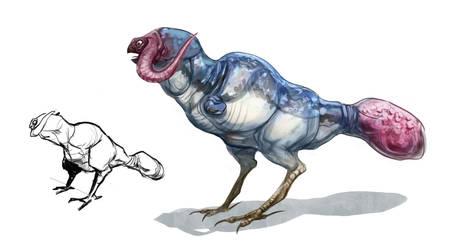 Pudgebird