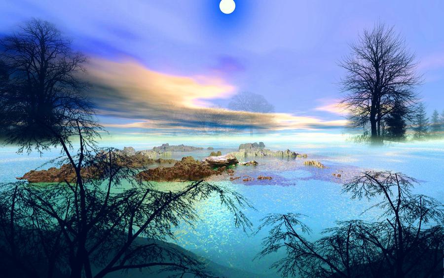 Waterway by jazzilady