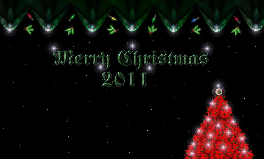 Christmas 2011 by jazzilady