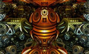 Industrial Strength by jazzilady
