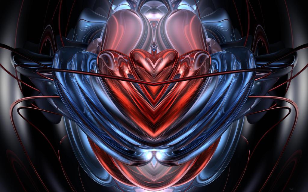 Hearts by jazzilady