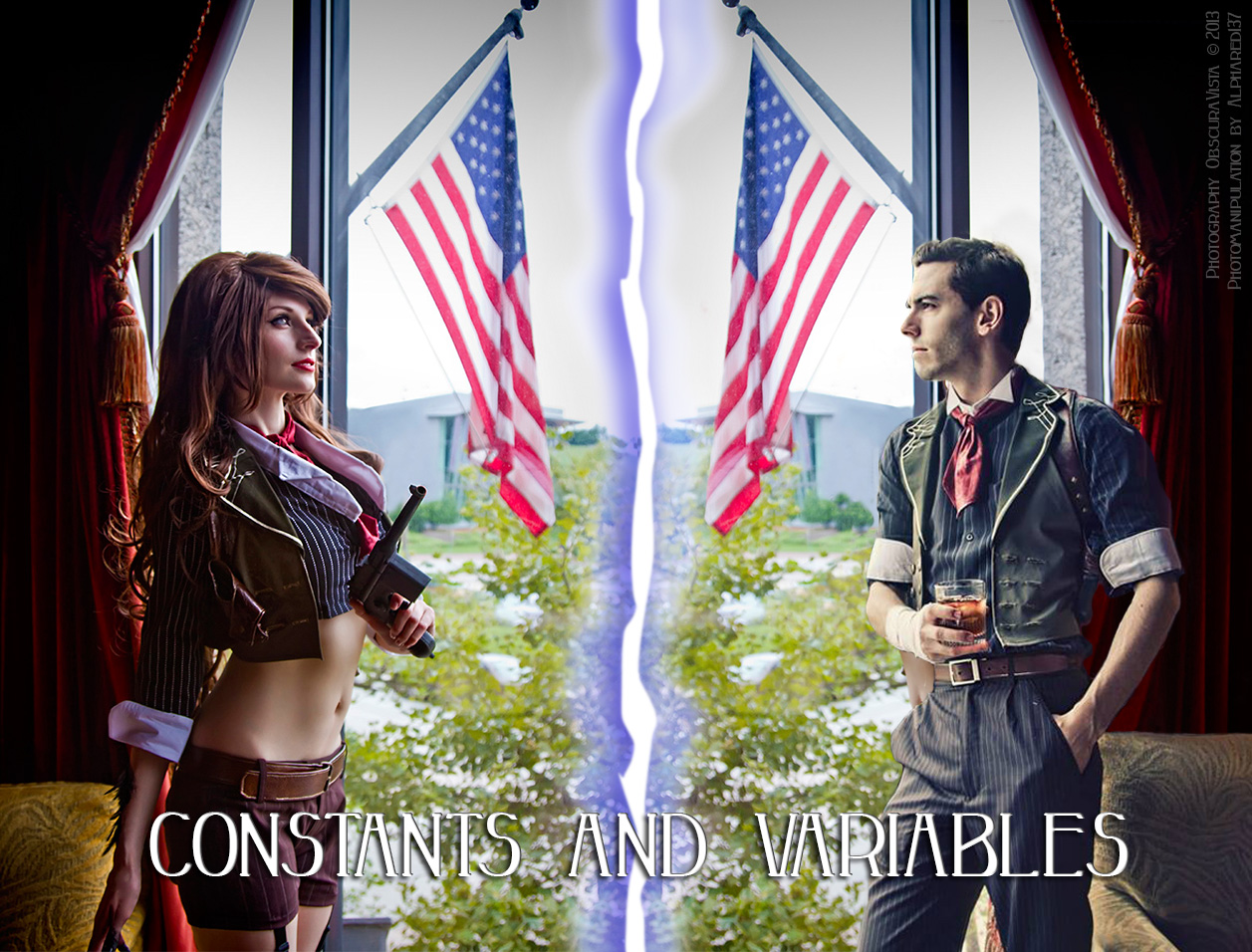 Constants and Variables by Alphared137 on DeviantArt