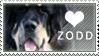 Zodd stamp