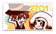 2701 Stamp by Unii-Hime182