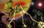 Showdown on Planet X