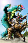 Folklore Fight: Ogre vs Guardian