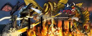 Return of King Ghidorah
