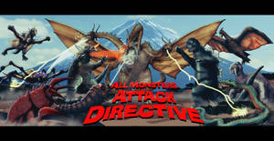 All Monsters Attack Directive Trailer Title
