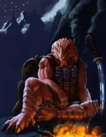 DnD: Dragonborn by kazorkthedork