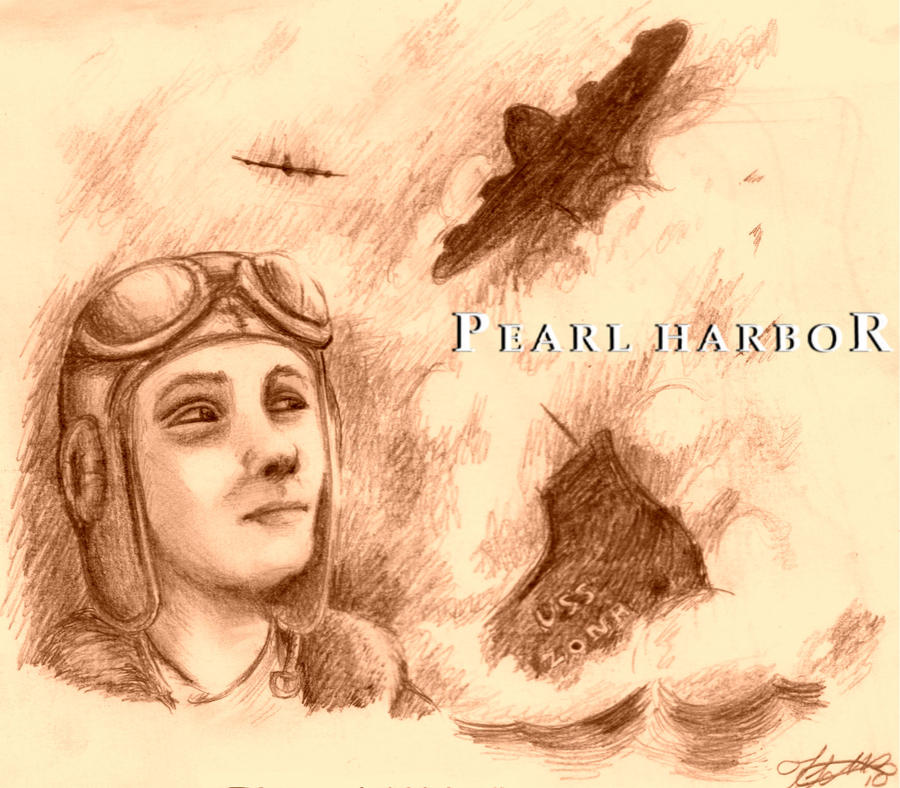 Pearl Harbor by Gorseheart