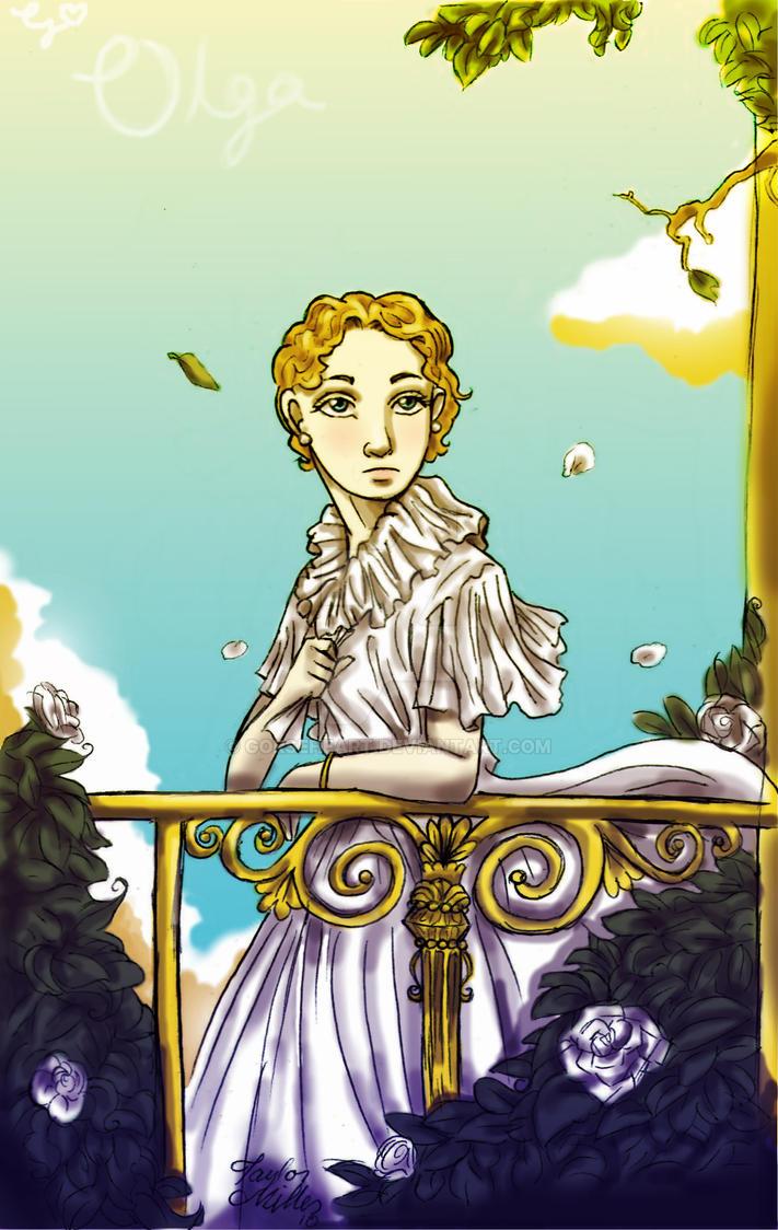 GD Olga- Golden Slumbers by Gorseheart