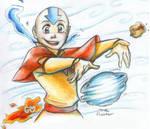 Aang sketch