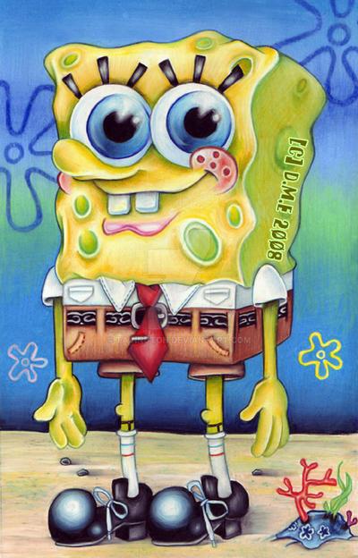 Spongebob Squarepants by tavington