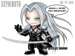 Sephiroth Chibi commission