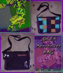 Joker Messenger bag